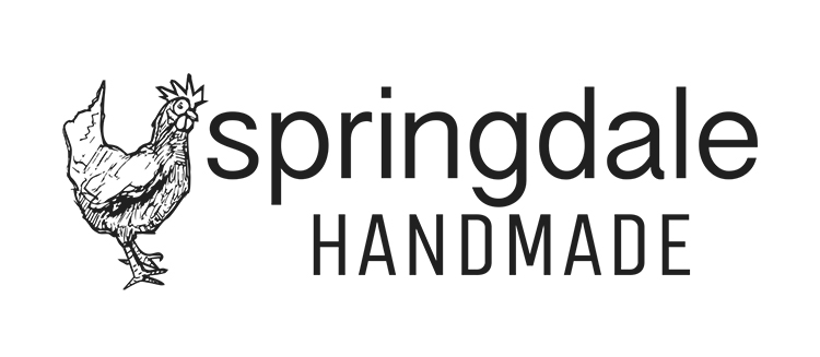 springdale handmade logo