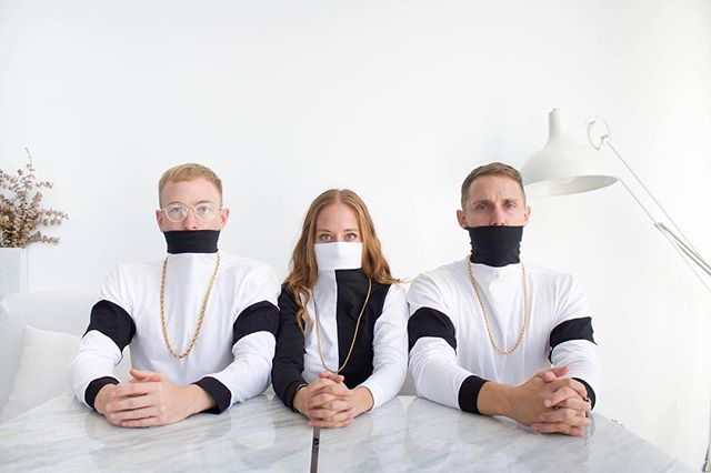 Filibuster legend @vosters just launched a line of Filiboujee turtlenecks. Gotta say, nailed it on the color scheme. . @tortoisnecks 🔲🐢🔳
