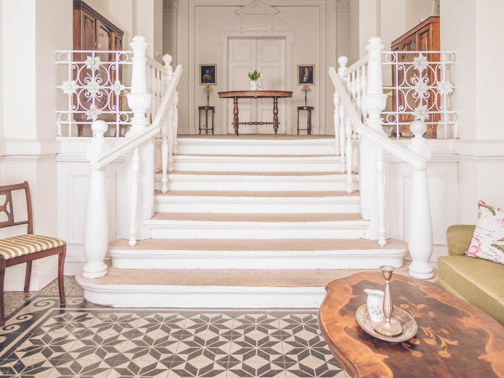 foyer palac osowa sien