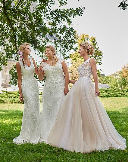 Suknie ślubne od  DUBER Bridal Fashion