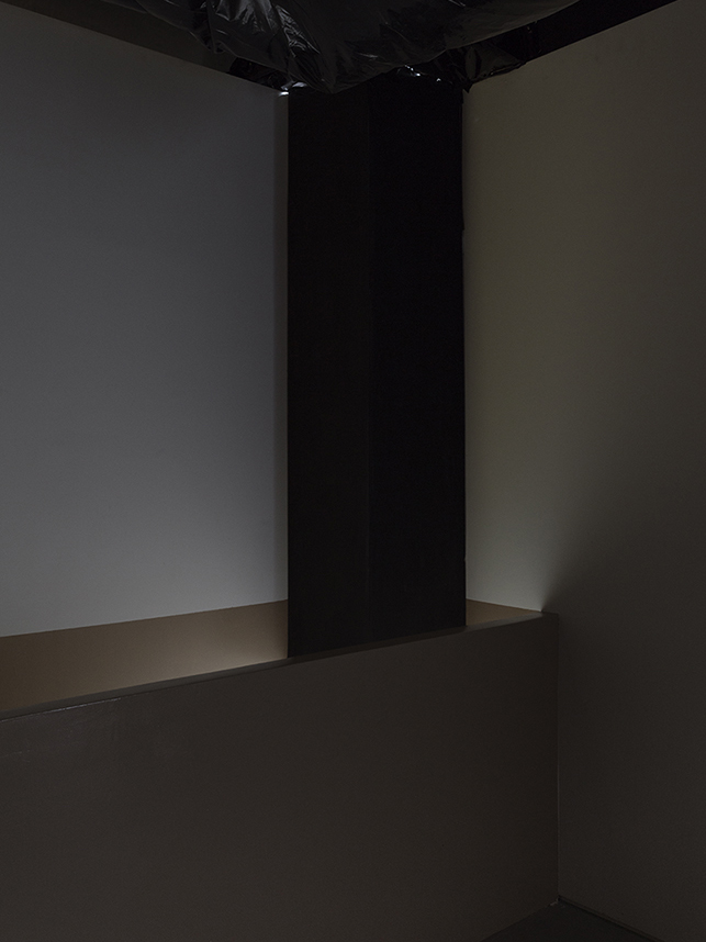Wet Light  ( Substation 1 ) 2014   Laurel Gitlen, New York, NY Photo: Charles Benton