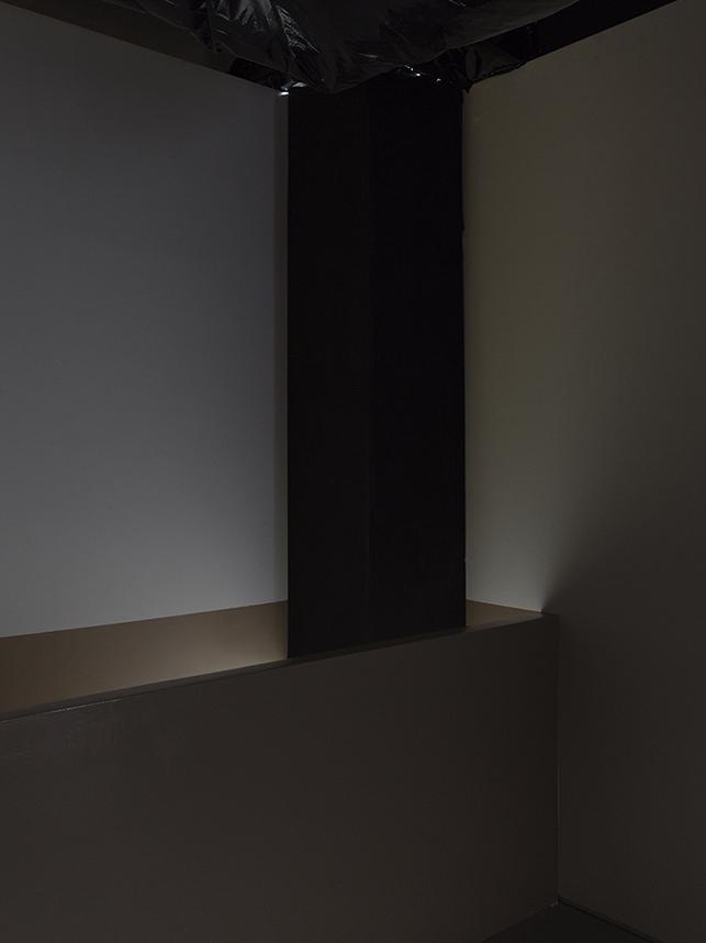 Wet Light  ( Substation 1 ) 2014   Laurel Gitlen, New York, NY Photo: Charles Benton