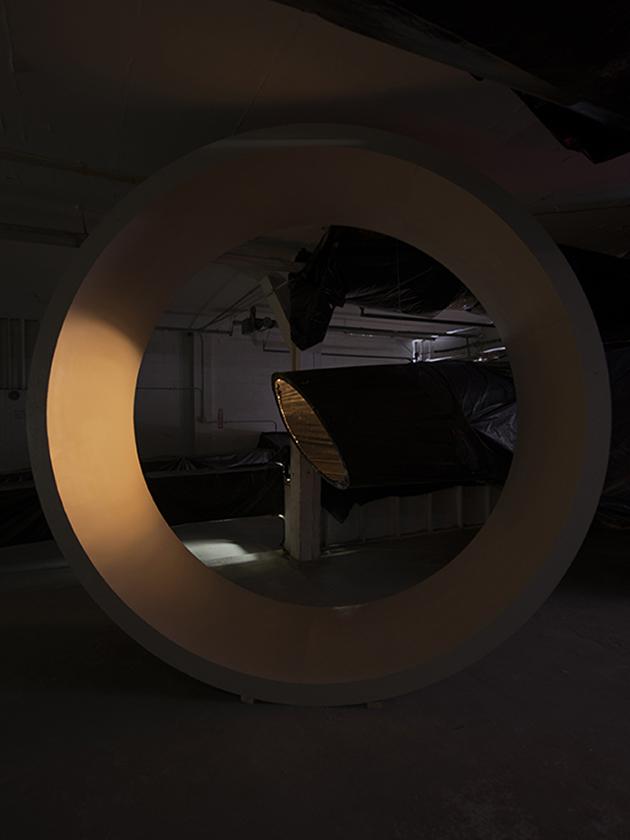 Portland Apertures  ( Substation 4 ) 2015 Portland Institute for Contemporary Art, Portland, OR Photo: Evan La Londe