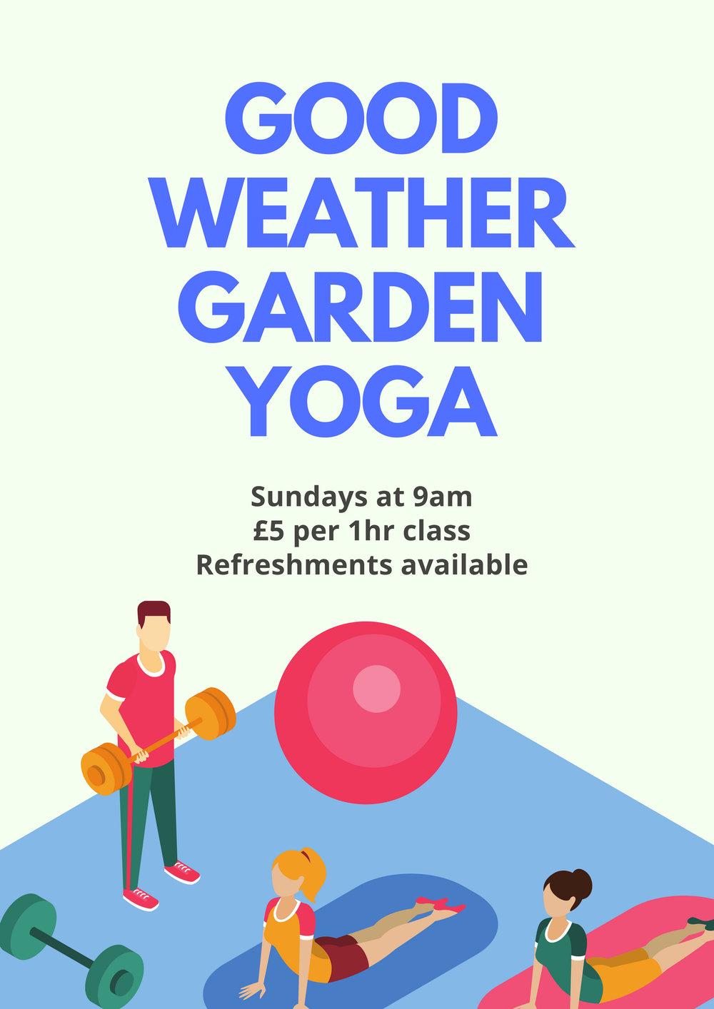 garden yoga.gyoga.2018