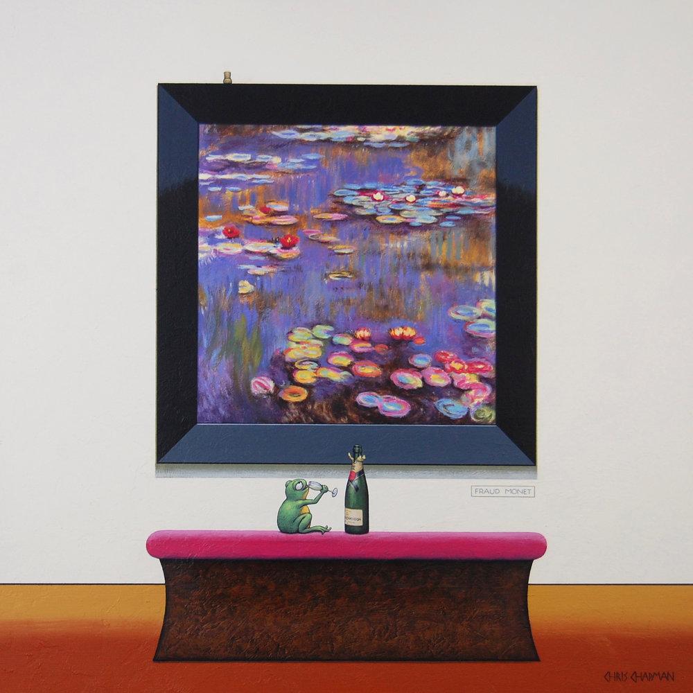 Fraud Monet - SOLD