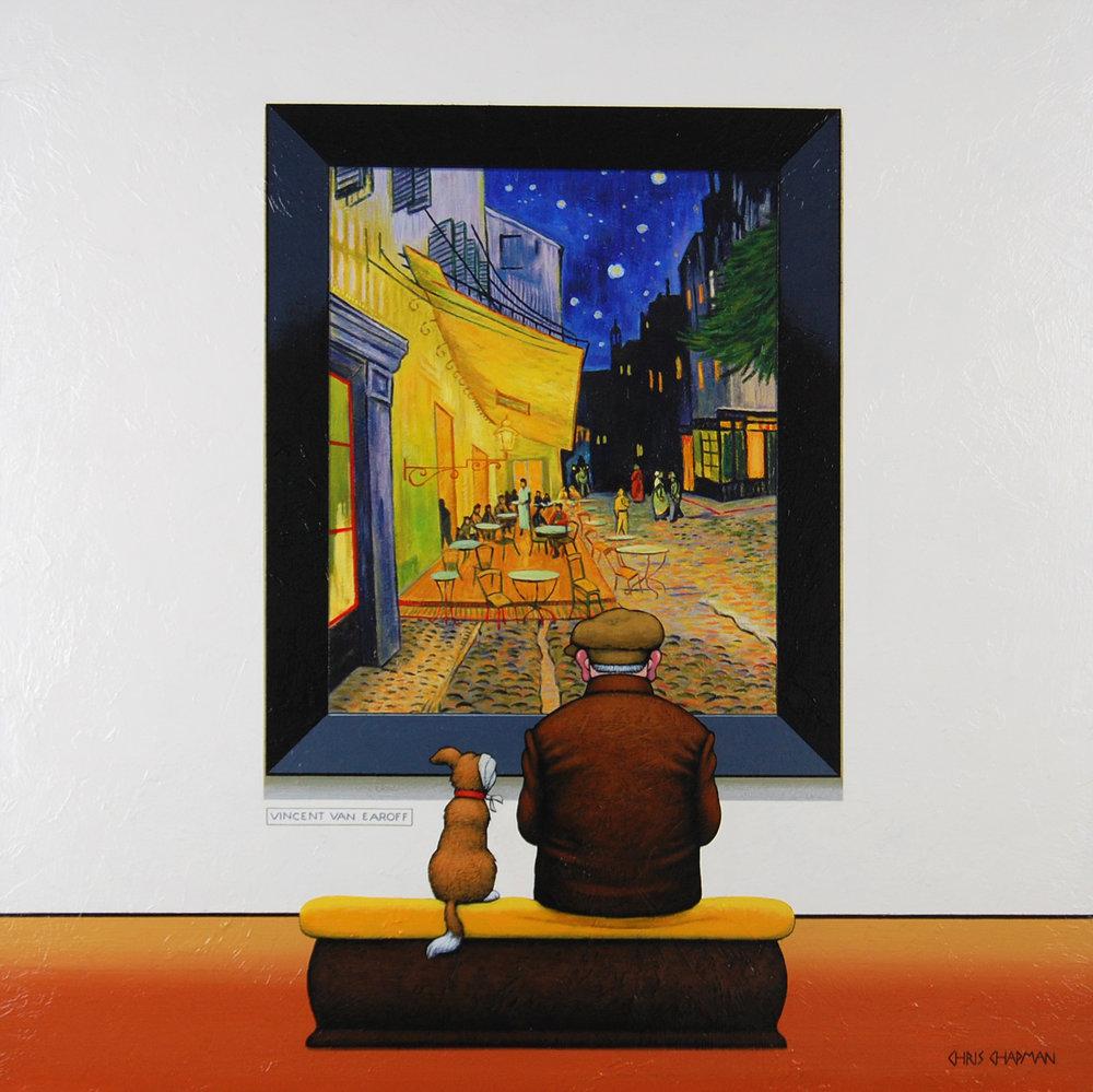 Vincent Van Earoff - SOLD