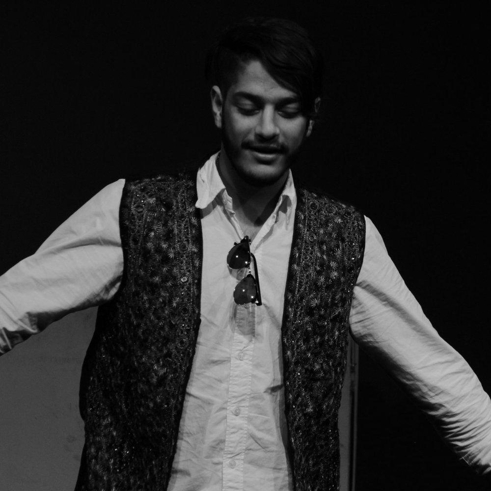 Faheem Azimi   Actor, Afghanistan (Dari, Farsi)