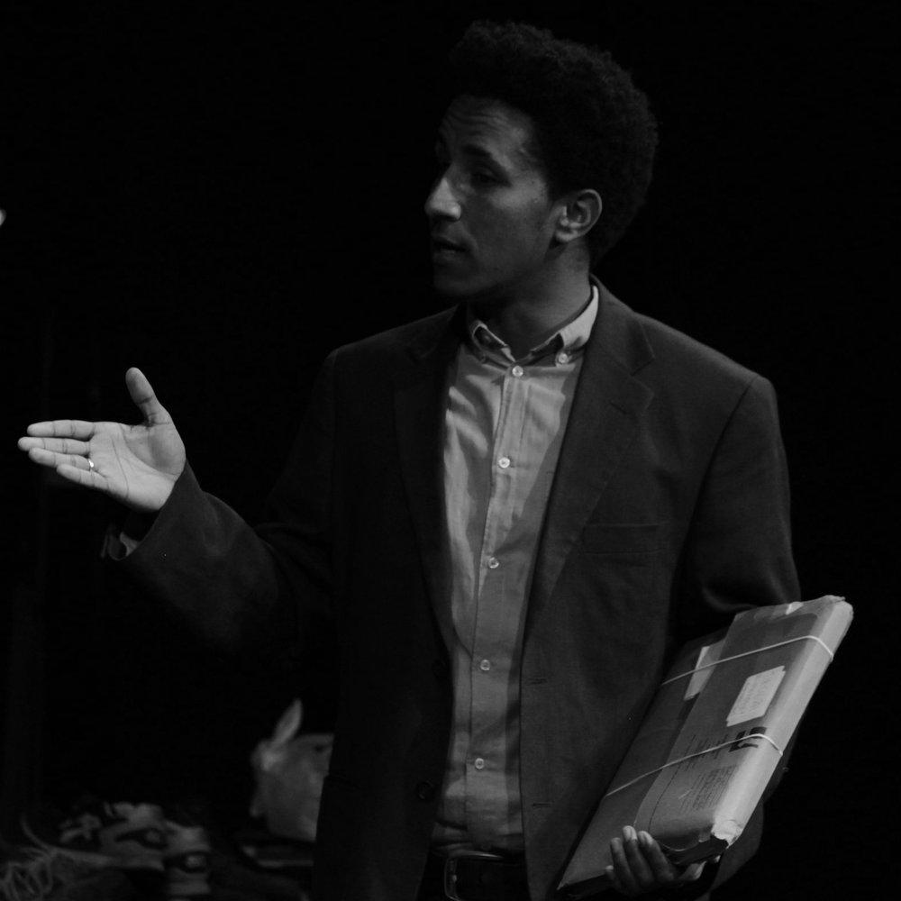 Awet Mohamed Ali  Actor, Eritrea (Tigrinya)