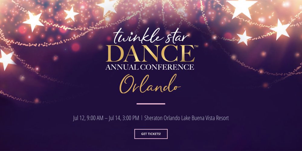 Twinkle Star Dance Annual Conference Orlando