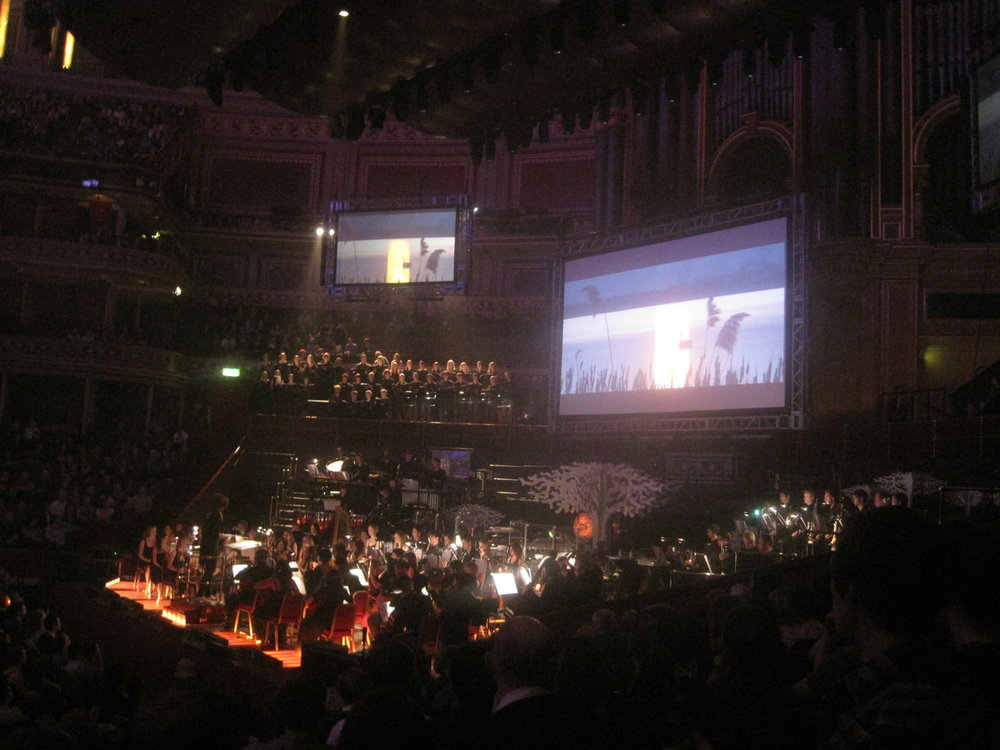 LCV with Imogen Heap, Royal Albert Hall