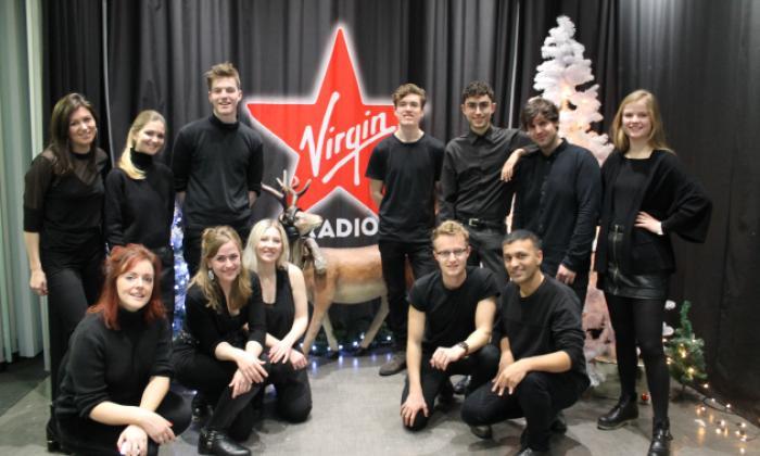 LCV at Virgin Radio UK