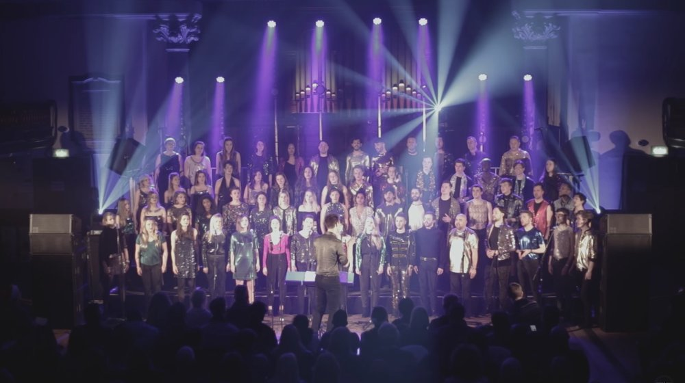 Christmas Bookings — London Contemporary Voices