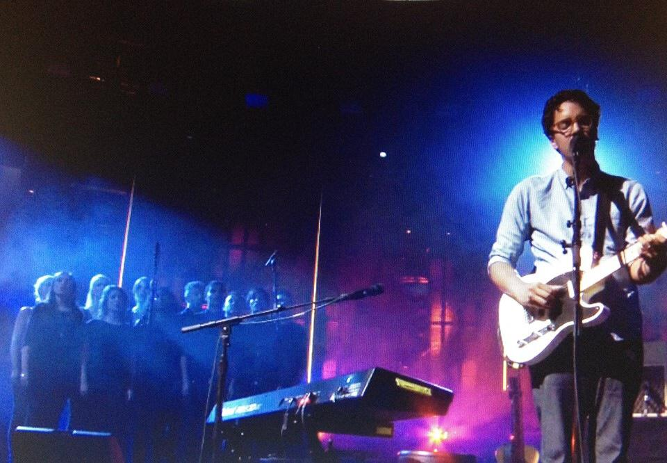 iTunes Festival with Luke Sital-Singh