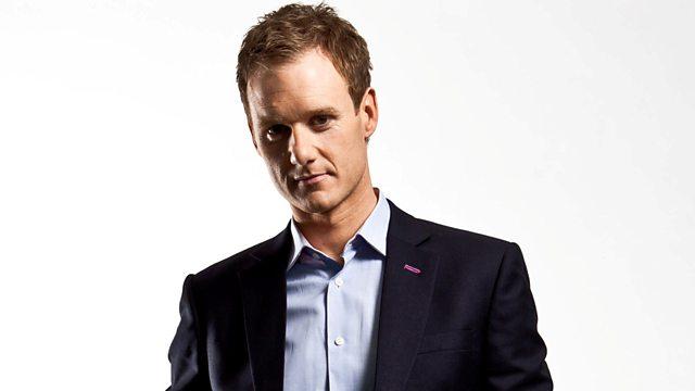 Dan Walker (BBC TV and Radio Presenter)