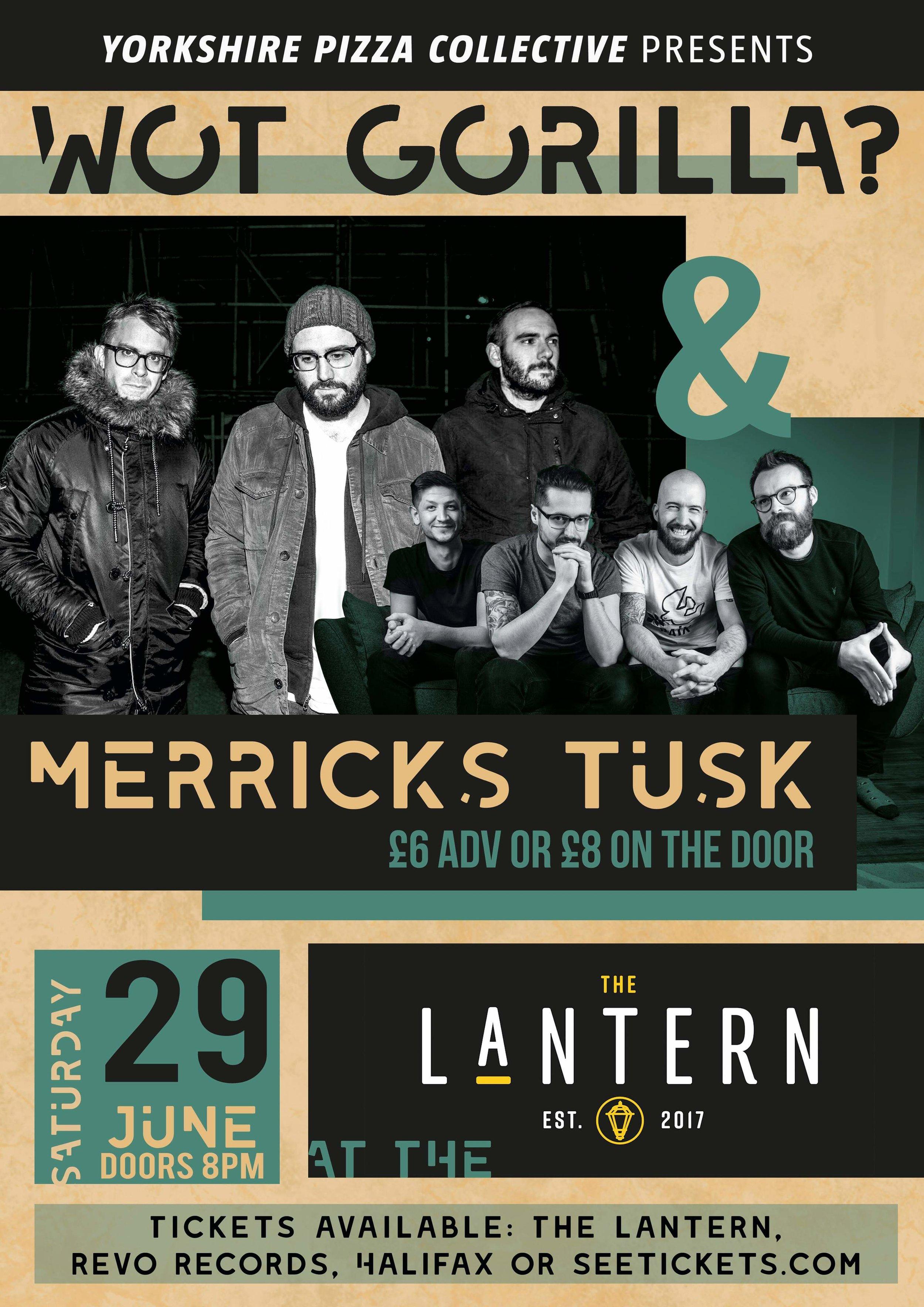 Events — The Lantern - Live Music Venue & Bar, Halifax, West
