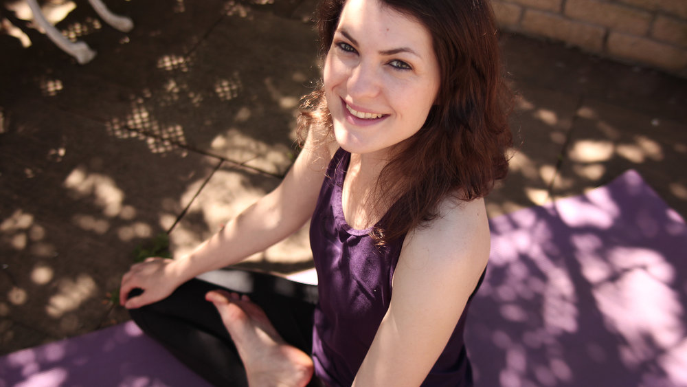 Aideen Macken   Yoga, Pilates and Post-Natal Pilates Teacher. Raised in Cork and teaching in Dublin since 2007. Aideen loves the precision of pilates and the expansiveness of yoga.  Trained in Pilates Mat levels I, II, III and Pilates Small Equipment, Hatha Yoga, Yin Yoga, Swedish Massage and Reflexology. She teaches with a down to earth approach, building strength and balance through pilates, while diving deeper with yoga, connecting the body and mind to the breath. Each practice enriching the other.