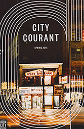 An Interview with Historian and Novelist Peter Quinn - A compelling conversation with Peter Quinn about history and his process.From: City CourantDate: Spring 2015