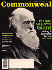 The Gentle Darwinians - What Darwin's champions won't mention.From: CommonwealDate: March 9, 2007