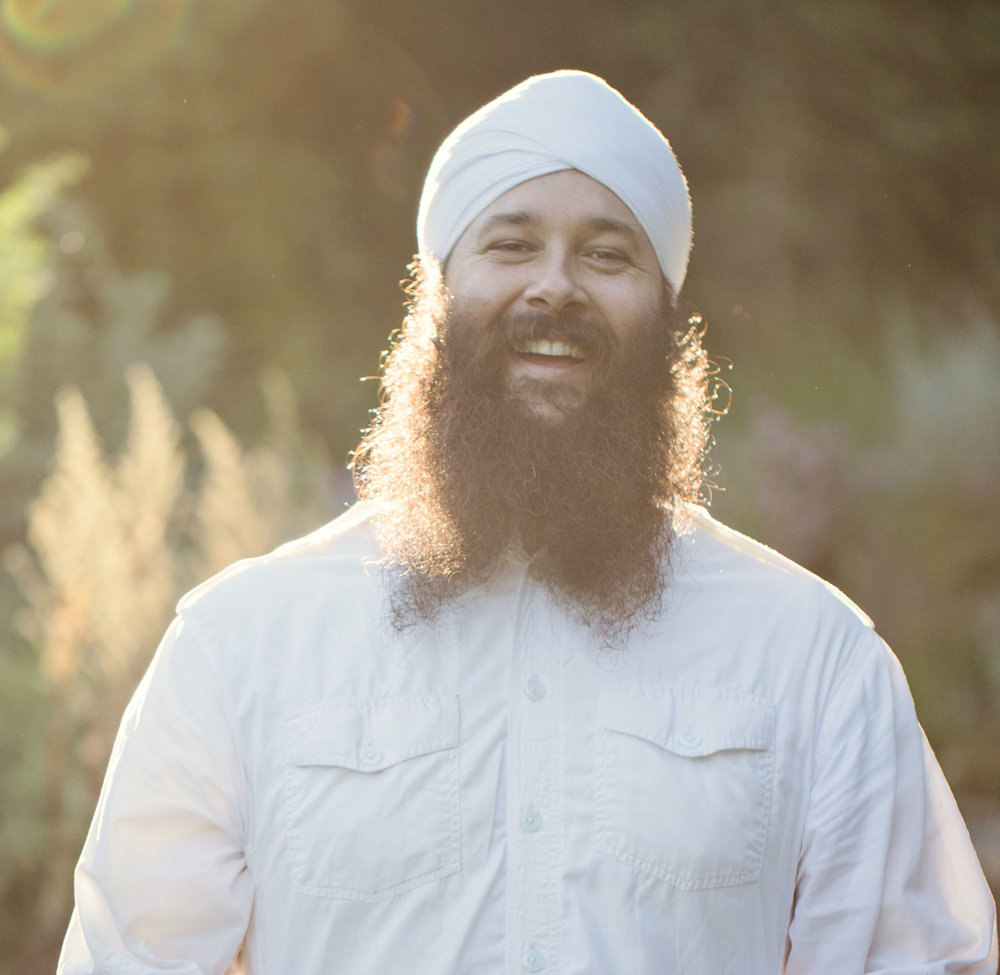 Seva Simran Singh Khalsa, LAc.   Seva Simran Singh Khalsa is a San Francisco-based Integrative Healer, Wellness Consultant, Kundalini Yoga Teacher & Sat Nam Rasayan Healer. He combines acupuncture, esoteric acupuncture, massage, herbalism, nutrition, yoga & meditation into a wholly integrated approach to living a healthy, happy, harmonious life.  His healing practice emphasizes continued health & healing through patient education & empowerment. Seva Simran's multifaceted and integrated approach to healing serves to address and support the health and connection of body, mind, emotion & spirit.  Seva studied bodywork and an integrative approach to healing with Dr. Vincent Medici, Esoteric Acupuncture with Dr. Mikio Sankey, and Sat Nam Rasayan with Master Guru Dev Singh. He is also a Kundalini yoga teacher trainer with over 15 years of experience, where he learned to embody the deeply healing benefits of a strong yogic and meditative discipline.   HEALING MODALITIES    Traditional Chinese Medicine & Acupuncture    Esoteric Acupuncture    NET ( Neuro-Emotional Technique )    Bodywork    Herbalism    Nutrition    Women's Health    Kundalini Yoga & Meditation    Sat Nam Rasayan ( Meditative Healing )