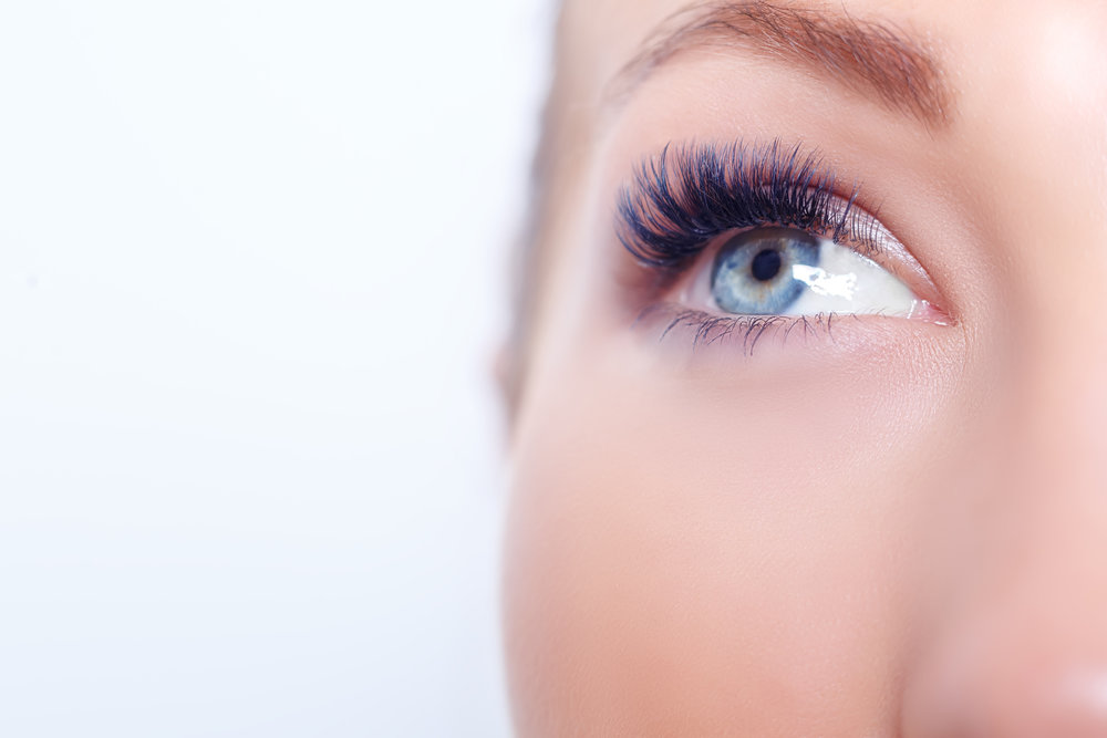 ef9257ae7a6 Lash Extensions - Say goodbye to mascara forever!One synthetic or faux mink  eyelash extension