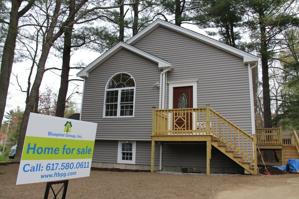 2 Holly Rd. Holbrook, MA - Residential New Construction Development - $379,000