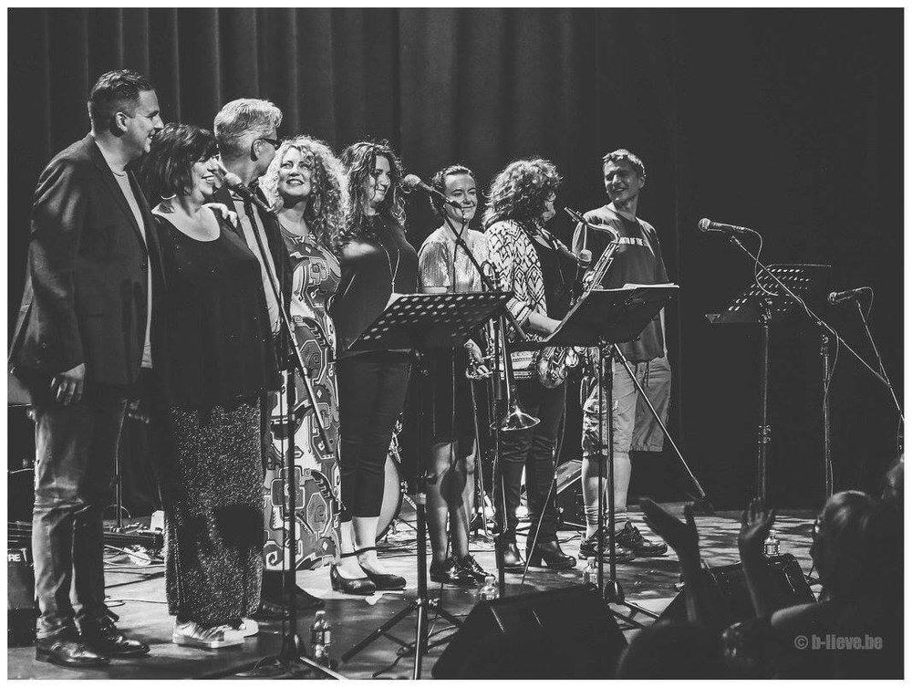 Sligo Jazz Sara Colman-John Goldsby-Paul Clarvis-Malcolm Edmonstone-Liane Carroll-Emilia Martensson 9.jpg