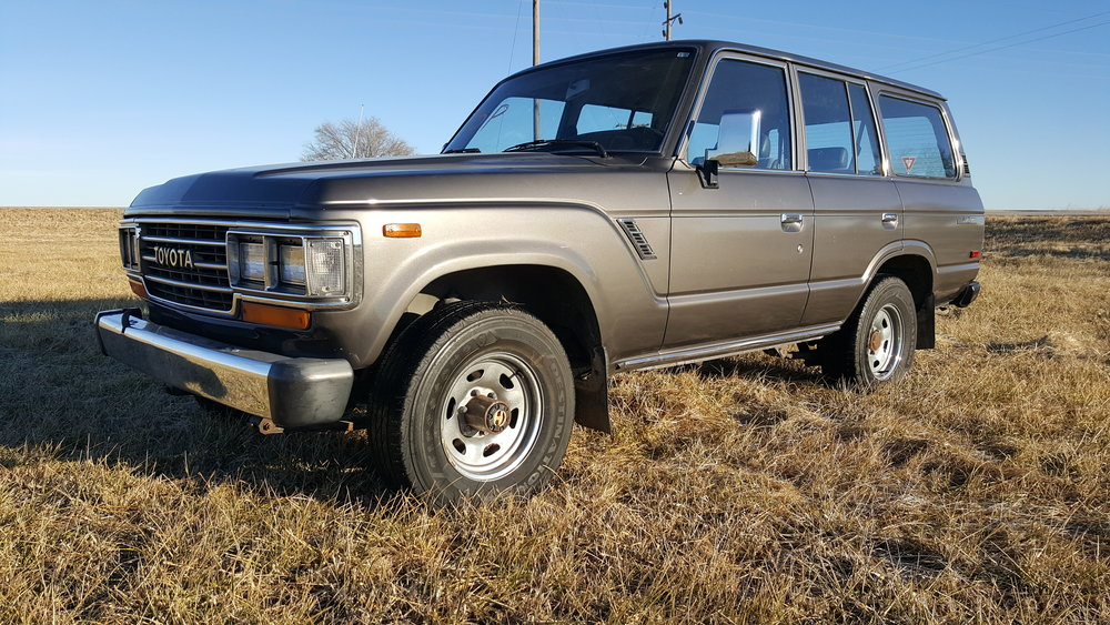 1989 FJ62 - Perfect for Build To Suit