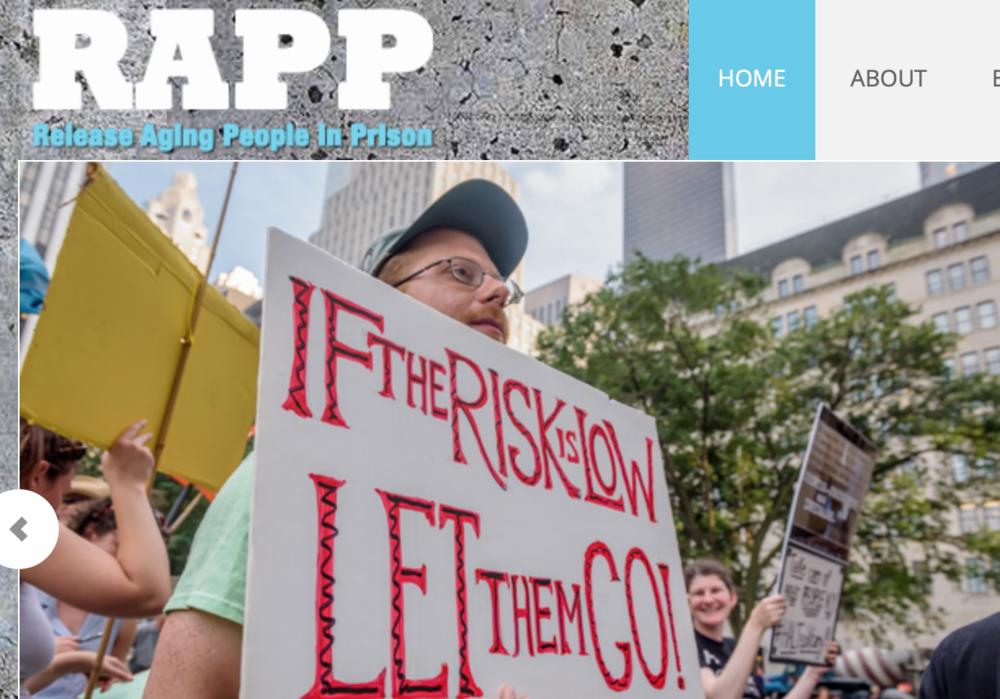 Release Aging People in Prison (RAPP)
