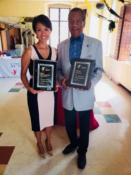 2018 YMCA Hero Award Recipient