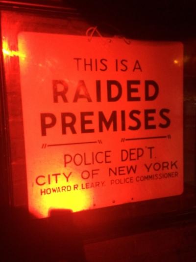 Entrance to Stonewall (New York, NY)
