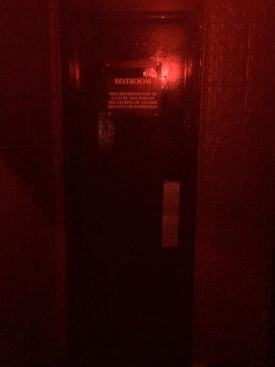 Bathroom at Stonewall (New York, NY)