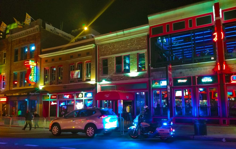 Here's a shot of downtown Nashville to pique your interest