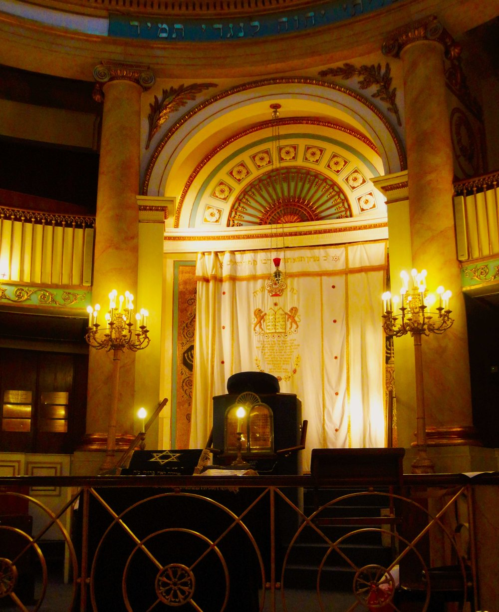 Stadttempel-synagogue