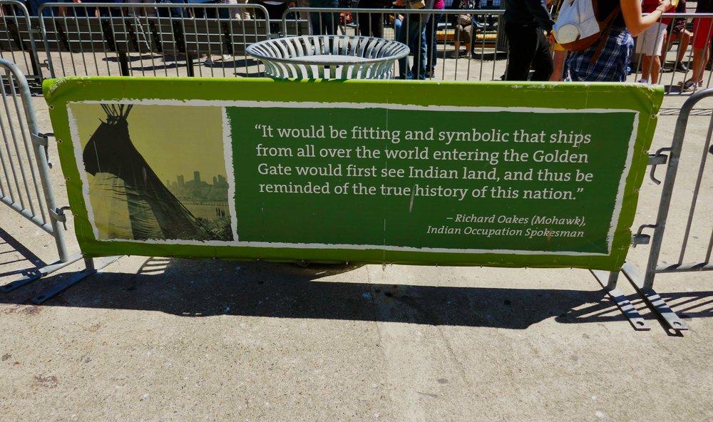 Alcatraz Gate
