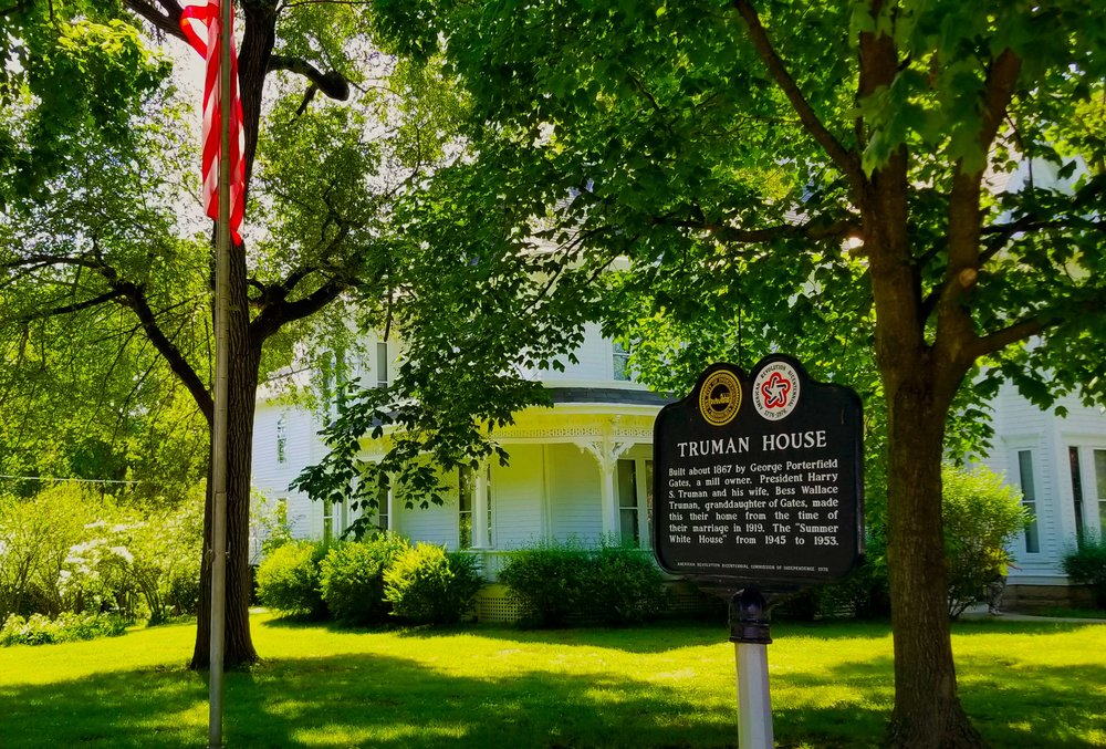 Truman National Site