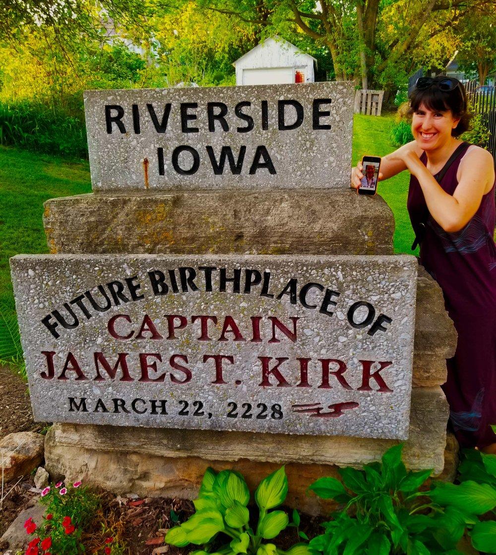 Captain Kirk Birthplace