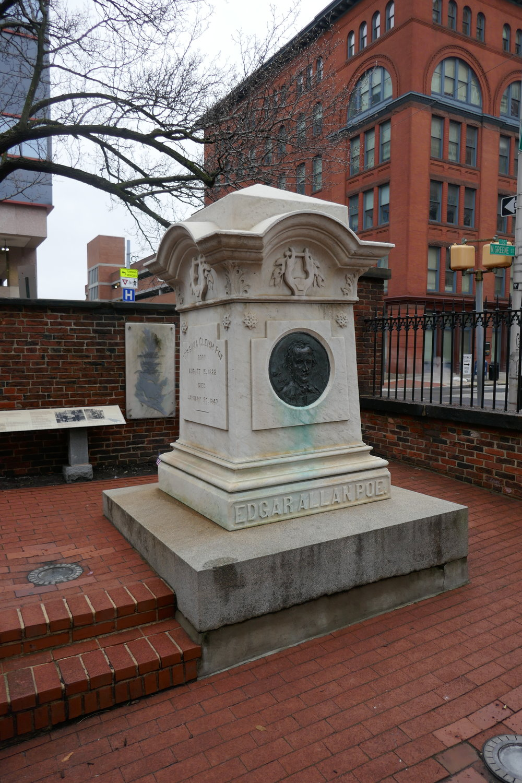 Poe Grave