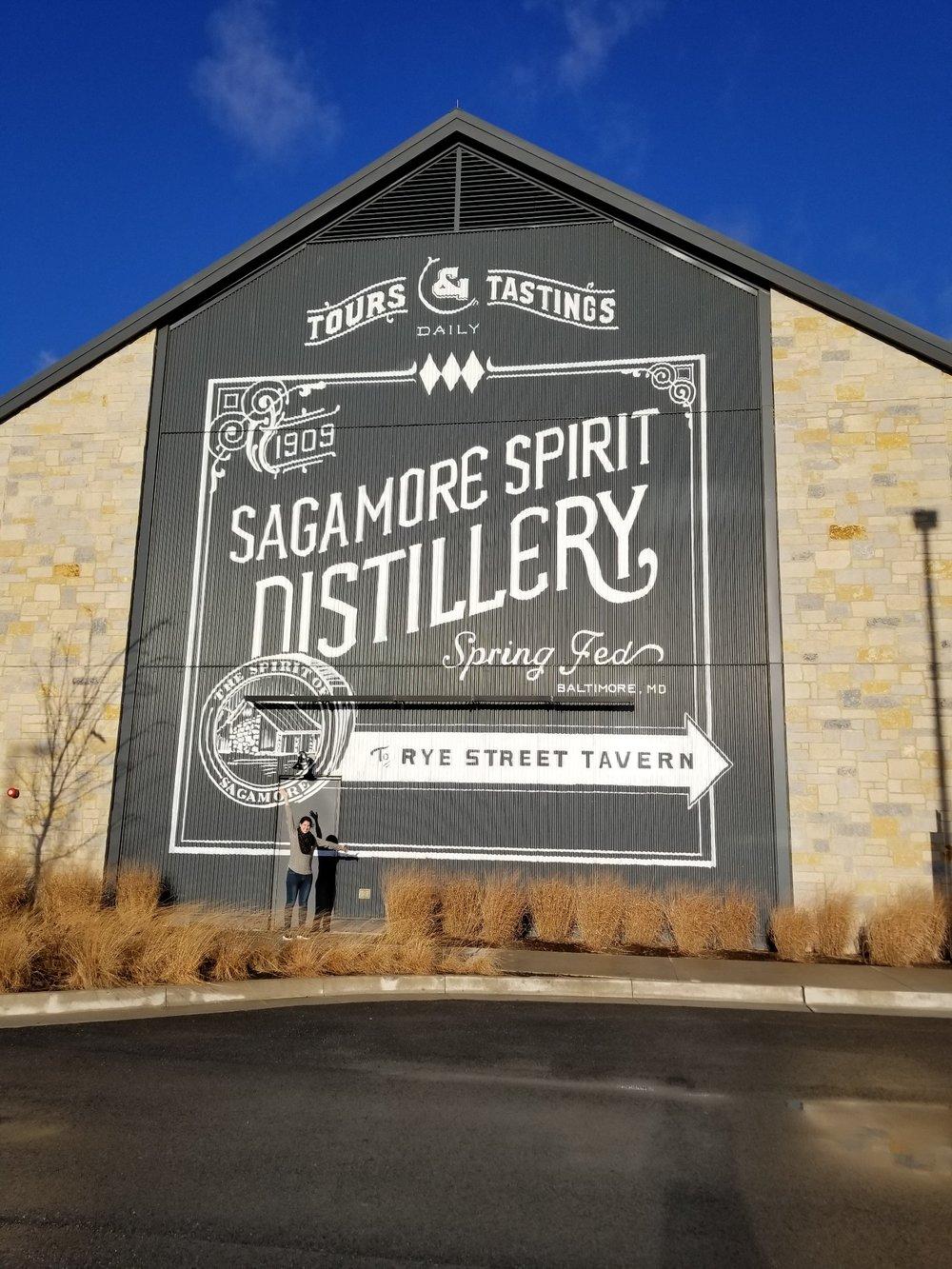 Sagamore Distillery