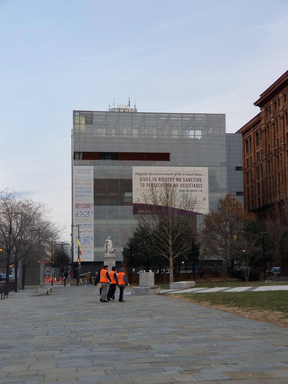 National Museum of American Jewsh History
