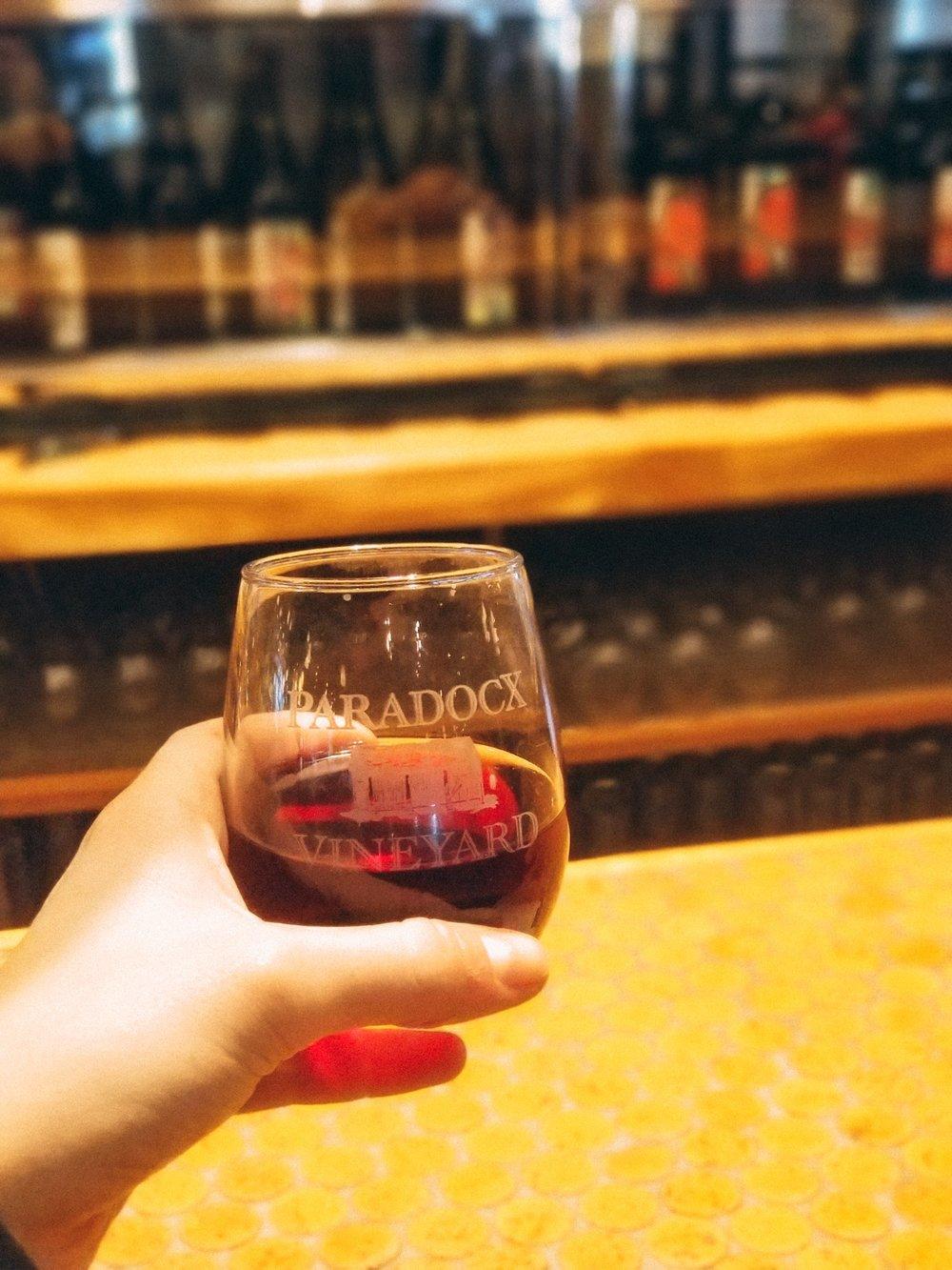 Paradocx Winery