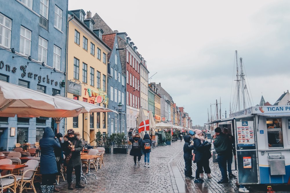 A decisive guide to brunch: copenhagen - From a buffet brunch, to a luxurious eatery and a quintessential cafe, we have you covered.