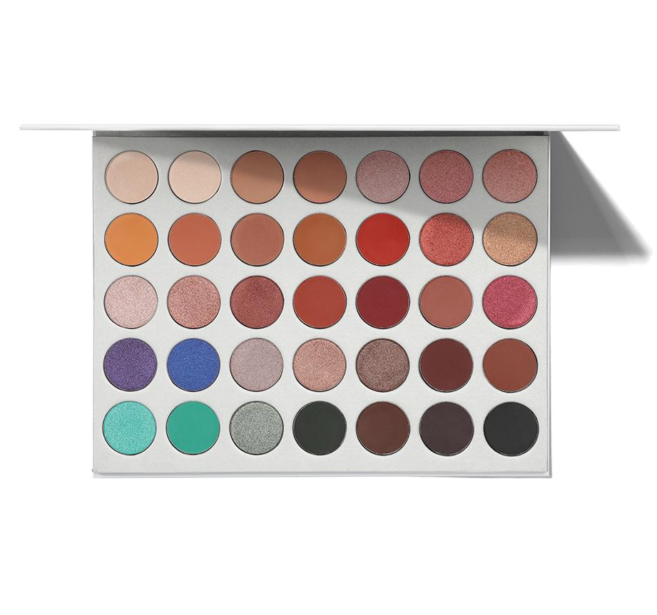 Jaclyn hill palette colors