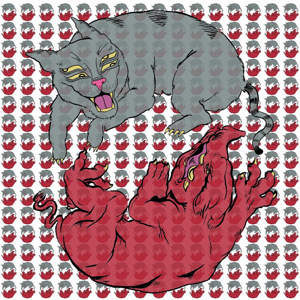 Cat Hog- Series 1  Ham Sidy Collaboration