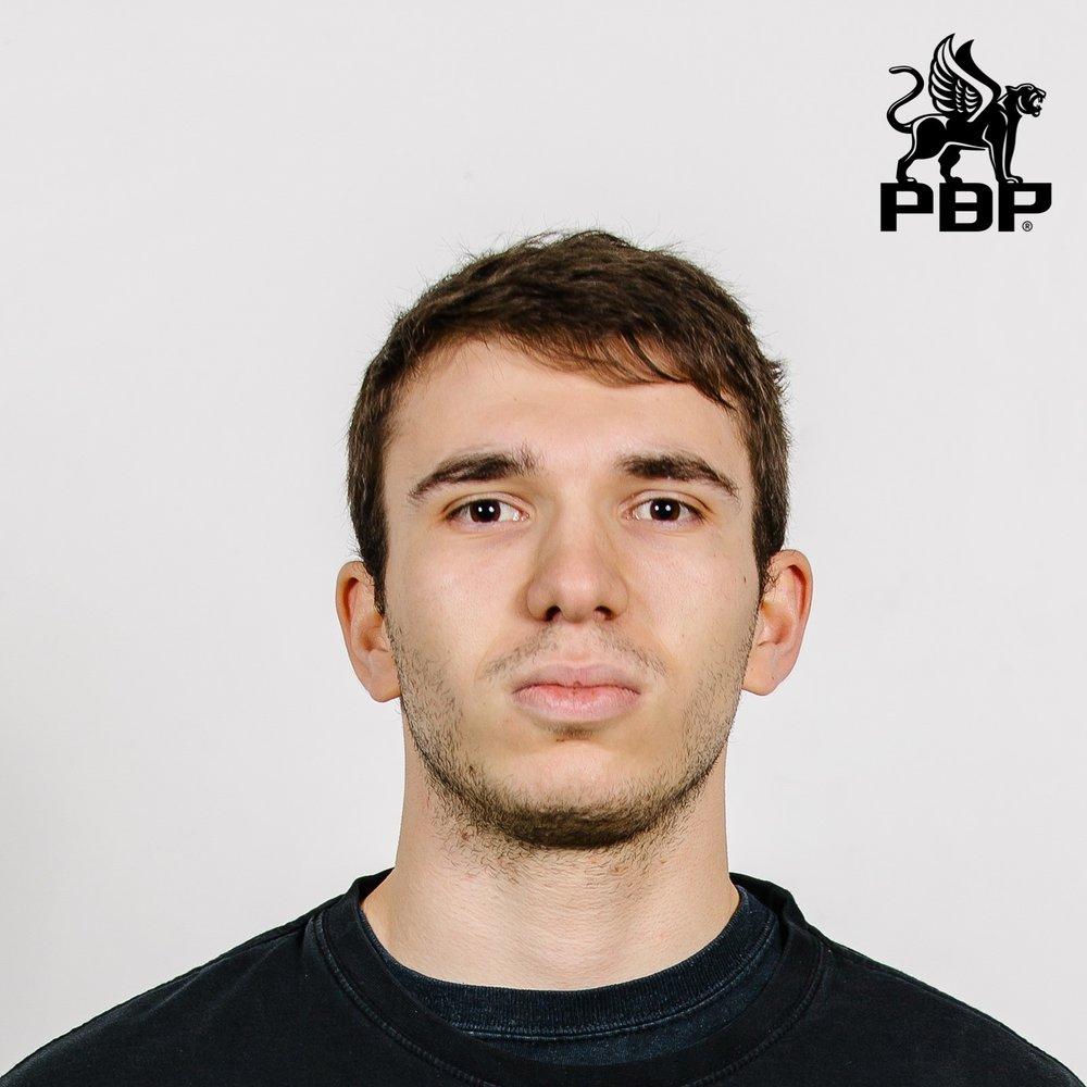 #50 Patrik Študent / LB -