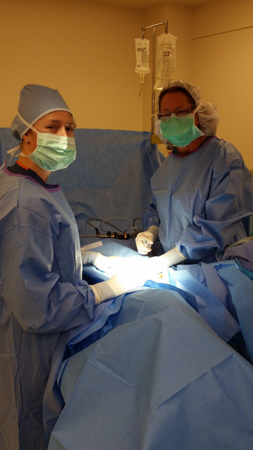 obgyn surgery st louis