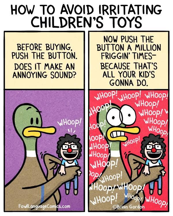 RELATABLE DUCK ON LOUD KID TOYS.jpg