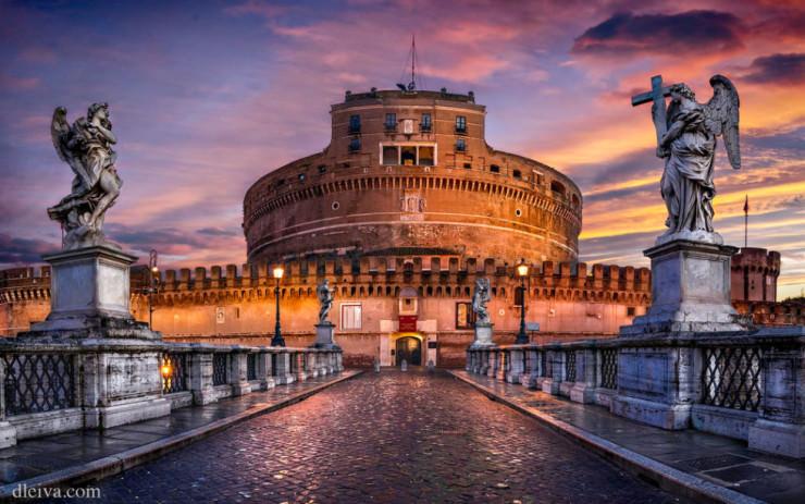 4. Castel Sant'Angelo, Rome, Italy.jpg