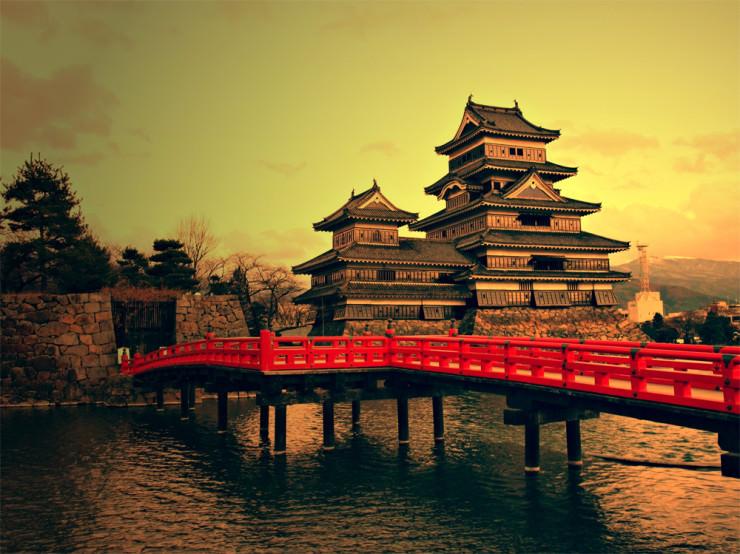 Matsumoto Castle, Nagano Prefecture, Japan.jpg