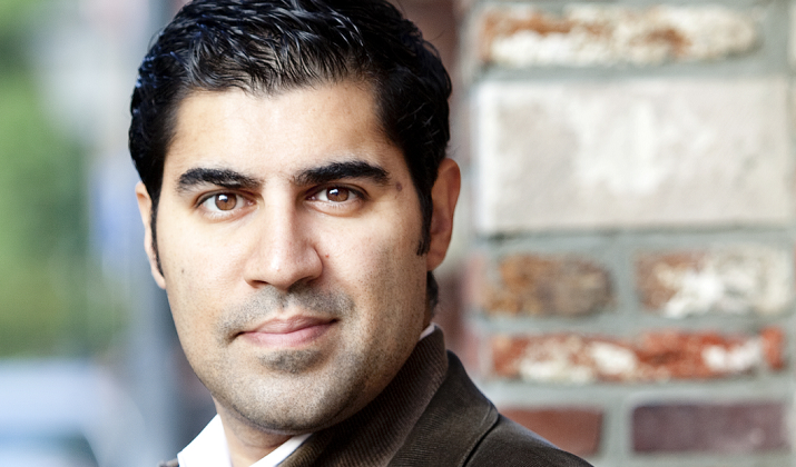 Parag Khanna - Co-founder and Director, Hybrid Reality InstituteAuthor, Technocracy in America