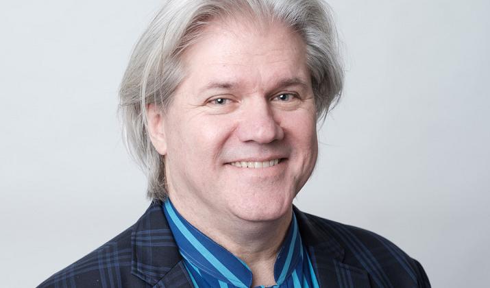Raymond McCauley - Chair digital biology, Singularity University; biohacker